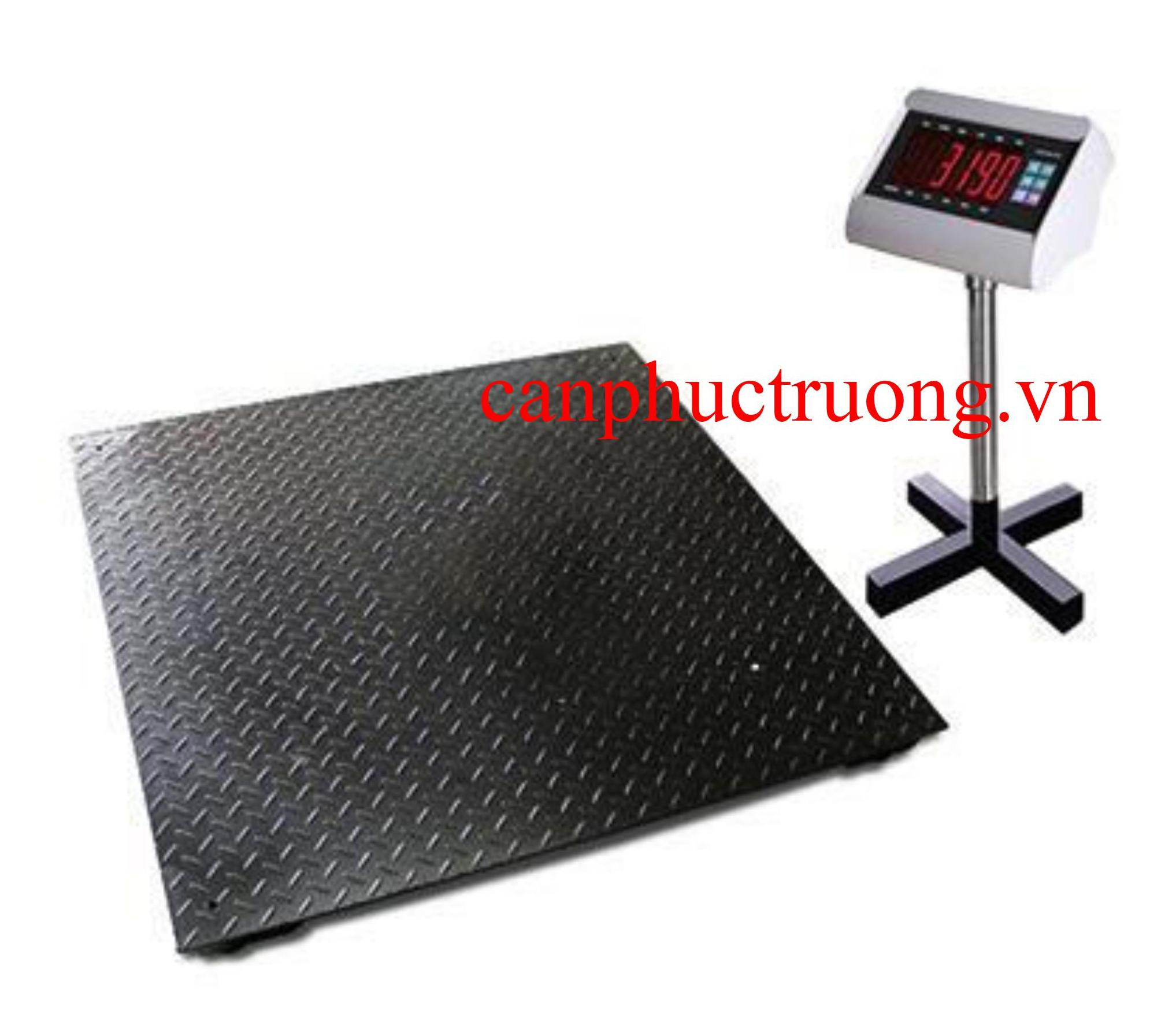 Cân sàn 1 tấn (1mx1m)-T7E